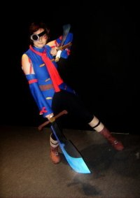 Cosplay-Cover: Vyse