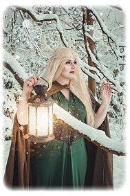 Cosplay-Cover: Cervo delle nevi