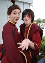Cosplay-Cover: Sokka (Feuer-Nation)