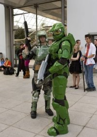 Cosplay-Cover: John 117 - Master Chief