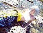 Cosplay-Cover: Riku / Atlantica