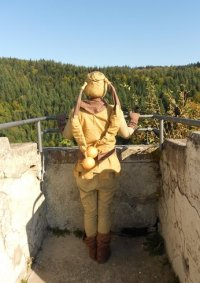 Cosplay-Cover: Sadwick (The whispered World)