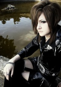 Cosplay-Cover: Uruha: Burial Applicant