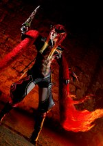 Cosplay-Cover: Loki Laevatein [God of the fire]