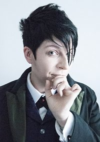 Cosplay-Cover: Oswald Cobblepot (Gotham)