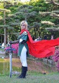Cosplay-Cover: Hylias Chosen Hero Link
