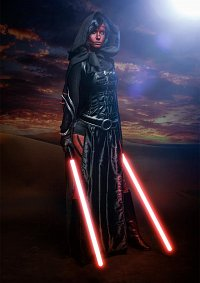 Cosplay-Cover: Female Sith