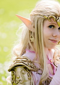 Cosplay-Cover: Ocarina of Time Zelda
