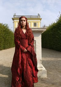 Cosplay-Cover: Melisandre