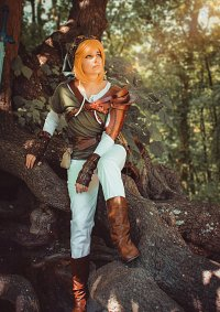 Cosplay-Cover: Link [Steampunk]