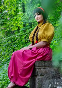 Cosplay-Cover: Sheeta (Pirat)