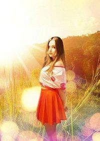 Cosplay-Cover: Flora Alltagskleidung