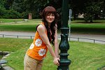 Cosplay-Cover: Olette [Twiligtht Town]