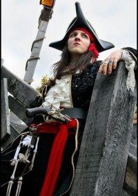 Cosplay-Cover: The Captain