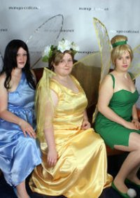 Cosplay-Cover: Silvermist [Tinkerbell]