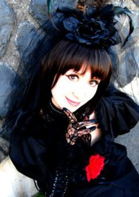Cosplay-Cover: Kaya - Chocolat (Dark Version)
