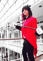 Cosplay-Cover: Brendon Urie 【I wirte Sins not Tragedies Version】