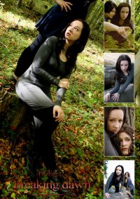 Cosplay-Cover: Bella Cullen - Promo family shoot (Breaking Dawn)