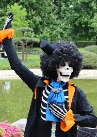 Cosplay-Cover: Brook