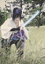 Cosplay-Cover: Uchiha Sasuke - [Sage Fanart]
