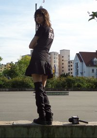 Cosplay-Cover: Female CM Punk