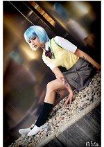 Cosplay-Cover: Ayanami Rei [school uniform]