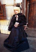 Cosplay-Cover: Elizabeth von Drachenstein