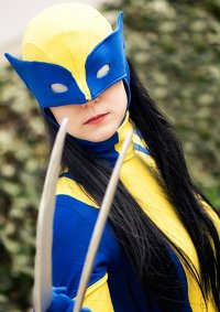 Cosplay-Cover: Wolverine (x-23)