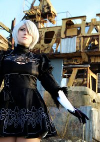 Cosplay-Cover: YoRHa No. 2 Type B