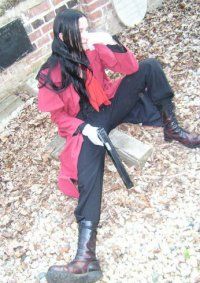 Cosplay-Cover: Alucard