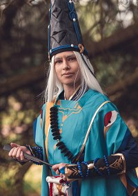 Cosplay-Cover: Abe no Seimei