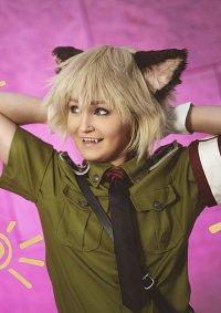 Cosplay-Cover: Schrödingers Katze