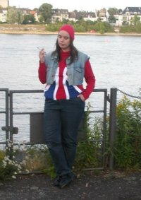 Cosplay-Cover: Axl Low