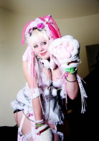 Cosplay-Cover: Cyber Kitten