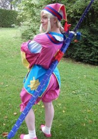Cosplay-Cover: Dianthus Armor