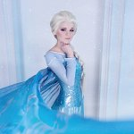 Cosplay: Elsa of Arendelle [Let it Go]
