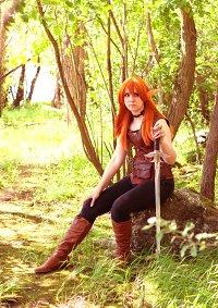 Cosplay-Cover: Krieger - Elfe
