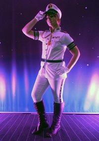 Cosplay-Cover: Makoto Tachibana [Navy Uniform]