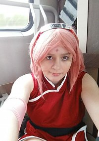 Cosplay-Cover: Sakura Haruno (The Last)