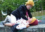 Cosplay-Cover: Donquixote Doflamingo [younger]