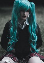 Cosplay-Cover: Hatsune Miku [Rolling Girl]