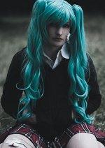 Cosplay-Cover: Hatsune Miku [Rolling Girl]