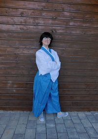 Cosplay-Cover: Shimura Shinpachi