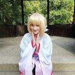 Cosplay: Saber (Kimono)