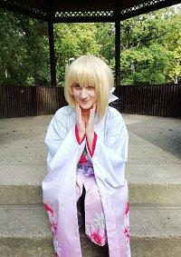 Cosplay-Cover: Saber (Kimono)