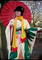 Cosplay-Cover: Sumeragi Hokuto ~ Birthday Artwork Kimono