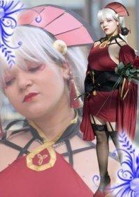 Cosplay-Cover: Maestro Delphine Eraclea