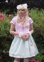 Cosplay-Cover: lolita (ap cake applique skirt) 3