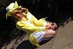 Cosplay-Cover: Asuka Momoko \\ Yajin-Fanart