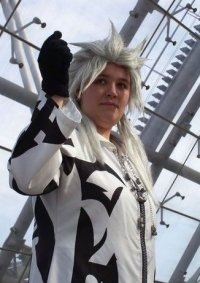 Cosplay-Cover: Final Xemnas
